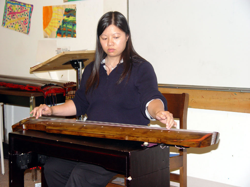 how to build a guqin